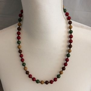 Jewelry - Beaded Necklace 24 Inch Strand